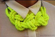 I DO collars love / #collars #collares #kitidoproyect #idoproyectkit