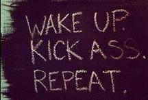 [Just Do It] ✔ / by Erica Dawe