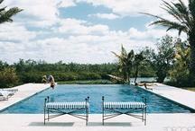 Pools / by Forrest Walterhoefer