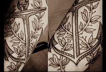 Tattoo Fiend / by Ally McClary Bertrand