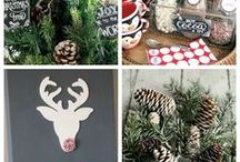 Christmas / Inspiration for #Christmas decor, food, gifts, and more!