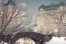❤ NYC / by CM Reith