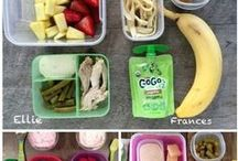 Lunches / Recipes and ideas for lunch foods