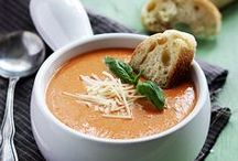 Soups, Chilies & Chowders / Recipes for soups, chilies and chowders