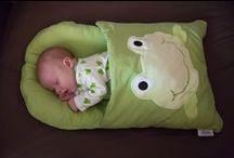 DIY Baby Supplies / #DIY for #baby