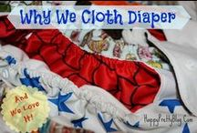 Cloth Diapering / #Cloth #Diapers
