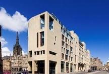 Top Hotels in Edinburgh U.K /  The Caledonian-waldorf Astoria ,Hotel Missoni Edinburgh, The Glasshouse ,The Gleneagles Hotel, Knight Residence , The Edinburgh Residence , Scotsman Hotel , The Howard .