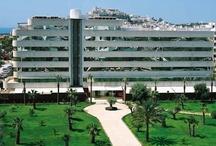 Unique Hotels in Ibiza,Spain  /  EXE ROYAL PLAZA , El Hotel Pacha , Ibiza Gran Hotel