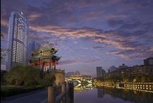 Best Hotels in Chengdu, China / SHANGRI-LA HOTEL CHENGDU,KEMPINSKI HOTEL CHENGDU