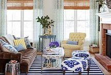 Living rooms / by Tammy Belcher