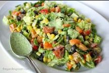 Salads / by Julia Faye