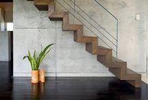 home : staircase
