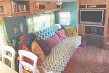 Home Sweet Trailer / Ideas for the #trailer