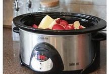 Recipe Box - Crock Pot / I love crockpot or slow cooker recipes. If I've tried it, you'll see the hashtag #winner on the recipe (because I delete the pins that I try and don't like!).