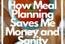 Meal Planning / Information and tips for meal planning