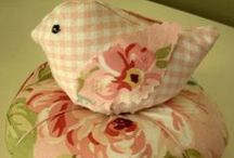 Pin Cushions - Little Works of Art!