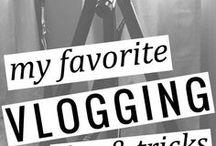 Vlogging / #Vlogging tips and information.