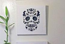 I DO stencil