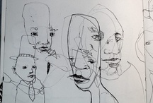 drawings.... / by Kat Ostrow
