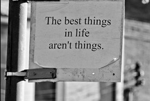 city street wisdom. / by Lea
