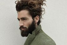 Beautiful Beards.... / In which I gather together splendid examples of that which maketh the man... / by Ciara Brehony