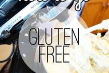 Gluten Gotta GO! / by Jasmine Sadler