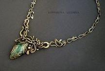 necklaces / by J L++
