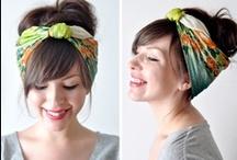 Hair-do's, tips & tricks / by Evelyn Lugo
