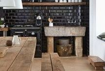 KITCHEN / Kitchen and kitchenideas