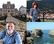 Immersion in France - French Language Courses / Visit France and practice your French with easy French stories with English translation. Discover French Today's Learn French in a teacher's home immersion stays in France http://www.frenchtoday.com/learn-french-in-france