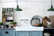 Kitchens / by Tara Austen Weaver
