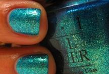 Nails / by Tina Crivellone