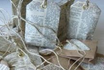 Gift and wrapping ideas