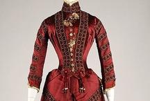 1820-1915 fashion history
