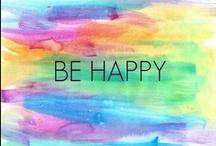 happy. / by Lea