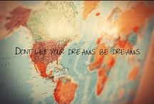 dream. / by Lea