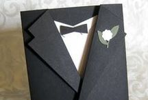 Masculine Cards & Stuff / Paper crafted, handmade greeting cards with a masculine theme, for the man in your life.