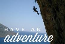 adventure. / by Lea