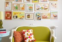 Gallery wall / by Tara Austen Weaver