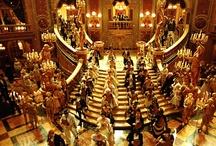 """""""1930's Masquerade Ball Wedding"""""""