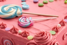 cake,cookies,and sweets oh my! / by Ruby Red