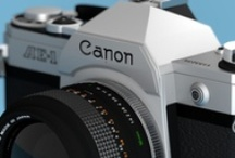The Canon AE-1 project / Another Blender project aimed at recreating a camera from the 1970s