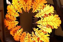 Autumn - Crafts, Decor, Food and Drink / Fall / Autumn crafts and home decor ideas