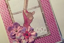 Papercrafts / Scrapbooking,cardmaking and stamping ideas