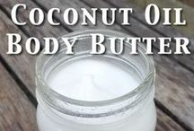Natural beauty / Natural and homemade beauty remedies and recipes