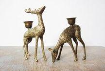 I Love Vintage Brass / by Erika Rier