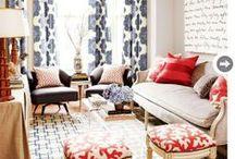 My Living Room / by Meredith Heron