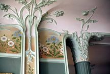 Art Nouveau / Art Nouveau / by Iria Botana
