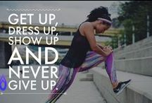 Fit Inspire / Fitness that Inspires / by Sheronda Robertson Wilford