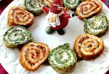 Vegetarian Christmas / Fabulous Vegetarian and Vegan Christmas Food